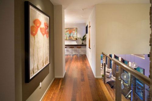 Как функционально и красиво оформить коридор