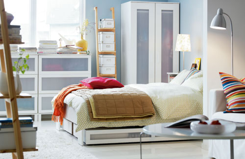 Как сделать идеальную спальню