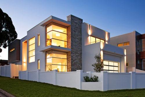 Отделка фасадов зданий современными материалами
