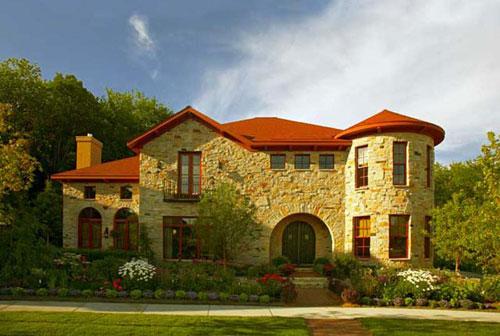 Преимущества и недостатки домов из камня