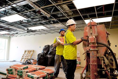 Как купить качественные строительные смеси
