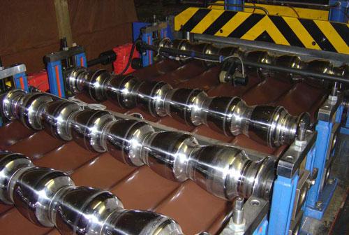 Производители металлочерепицы