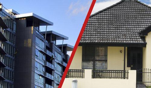 Что выбрать - квартиру или дом