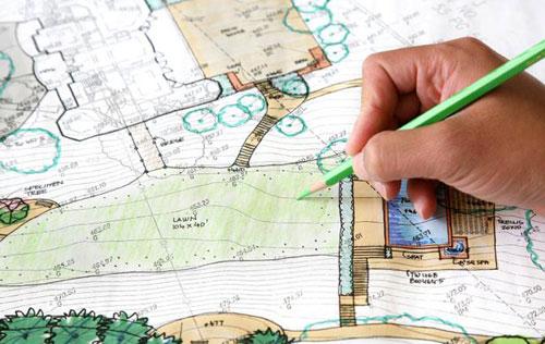 Самореализация проекта ландшафтного дизайна