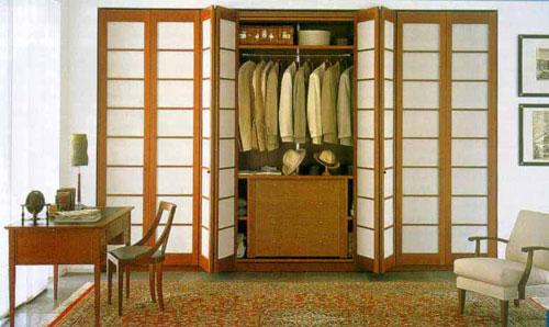 Секреты встроенной мебели