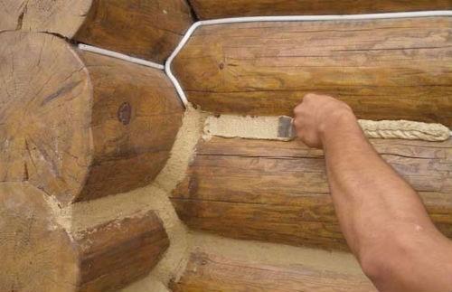 Как быстро и правильно заделать щели