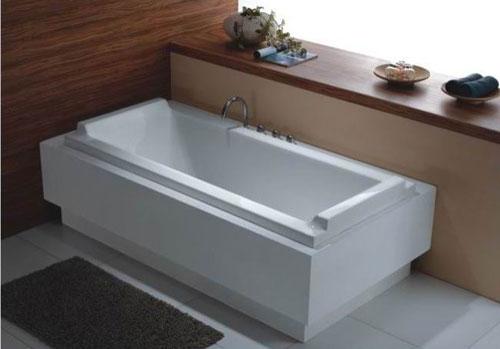 Как выбрать и установить акриловую ванну самостоятельно