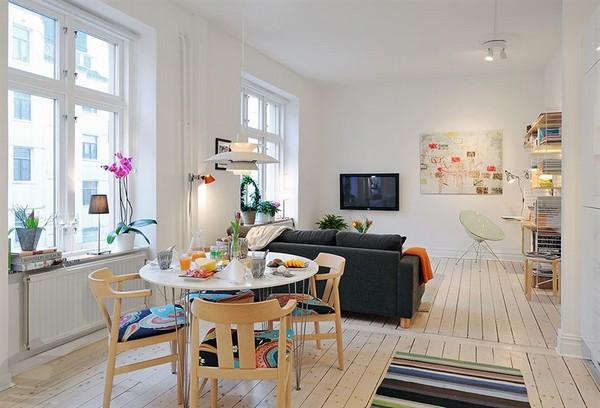 Десять способов увеличения пространства малогабаритной квартиры