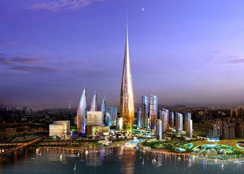 Города будущего. Сеул