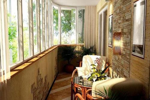 Как увеличить площадь квартиры за счет балкона