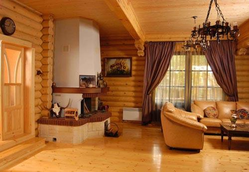 Мебельная обстановка загородного дома