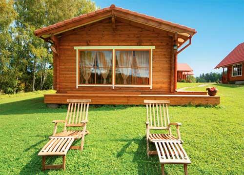 Популярное строительство из древесины