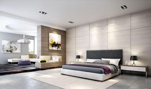 Современная спальня. Основные стили дизайна