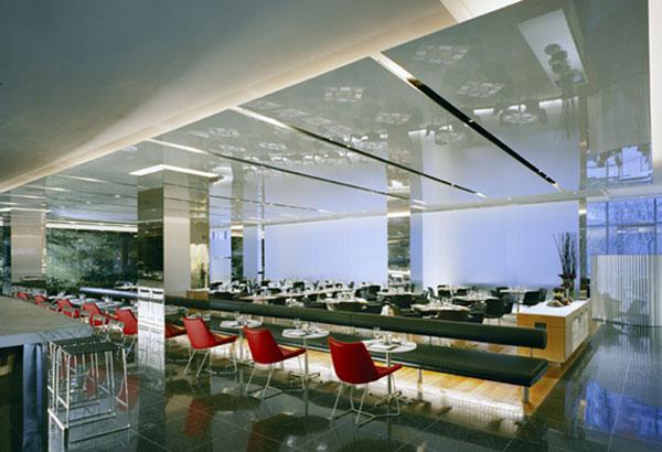 Современные подвесные потолки