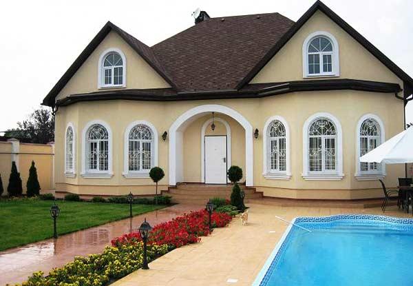 Строительство уютного дома