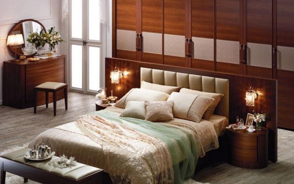 Обустройство спальни: 6 проверенных систем хранения