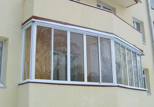 Подготовим балкон к зиме