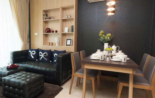 Маленькая квартира: мебельные помощники для хранения вещей