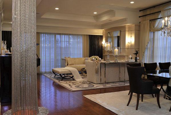 Совмещаем спальню и зал в одной комнате