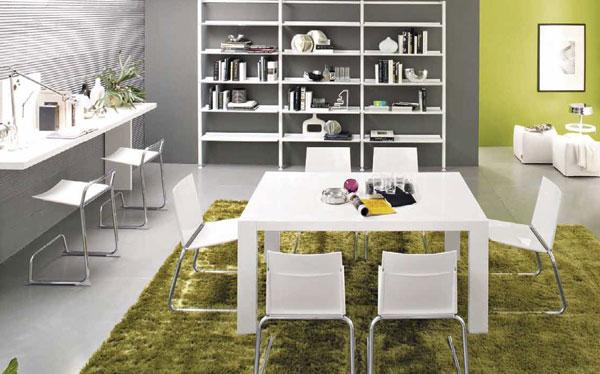 Столы с керамической поверхностью