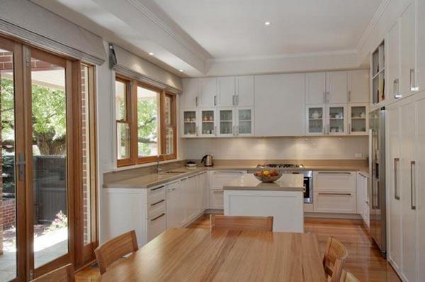 Кухонная мебель: предварительное планирование