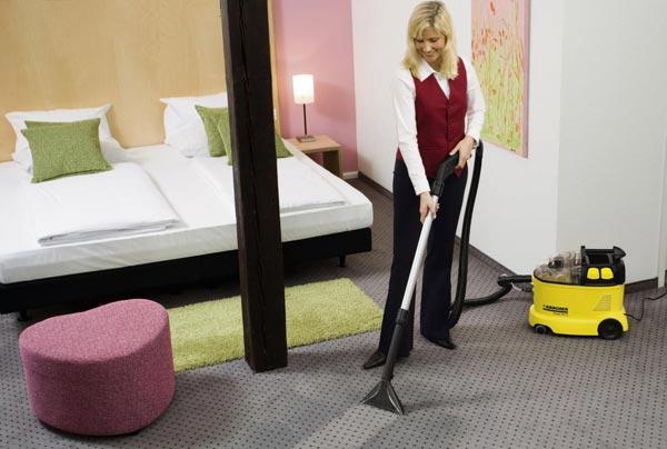 Качественная уборка – результат специалистов!