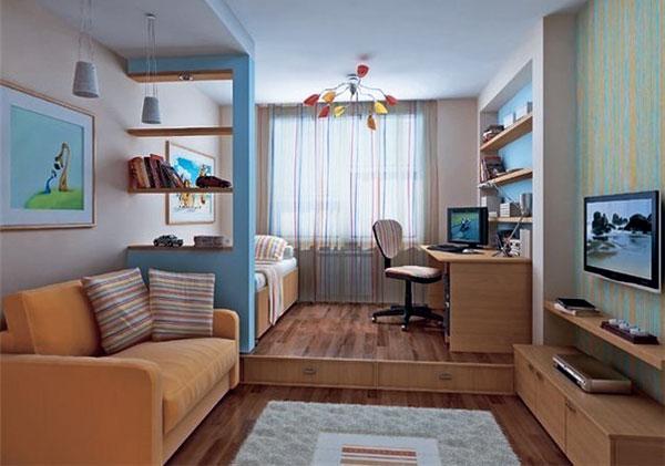 Идеальное решение для небольшой квартиры