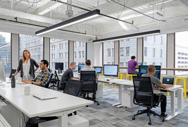 Офисное кресло и мотивация персонала