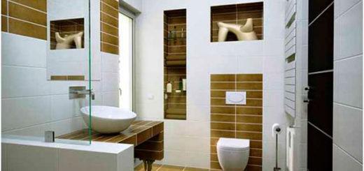 Что делает идеальной ванную комнату