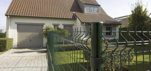 Выбираем забор для загородного дома