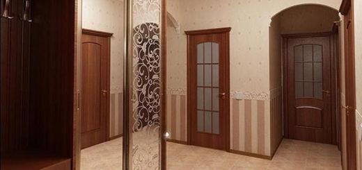 Как сделать ремонт в прихожей и коридоре
