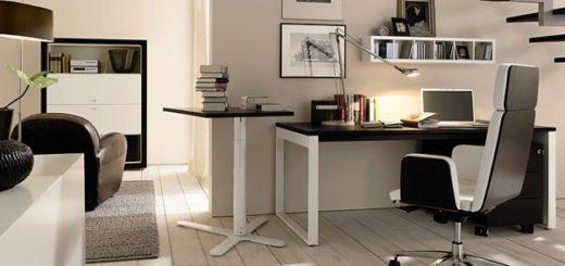 Как правильно обустроить домашний офис