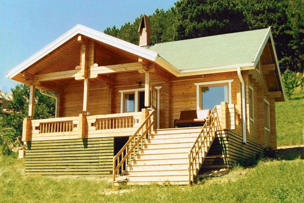Деревянный дом. 5 мифов