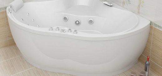 Достоинства акриловой ванны