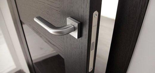 Выбор ручек для межкомнатных дверей