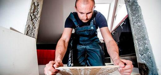 Как правильно уложить плитку