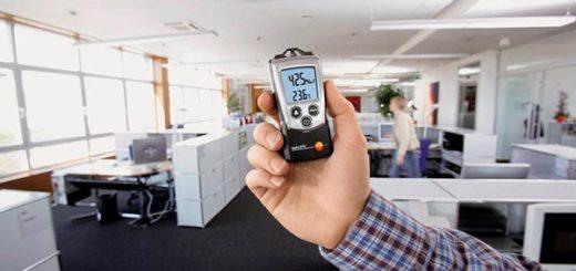 Контроль микроклимата в помещении
