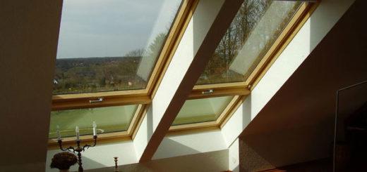 Мансардные окна и их самые часто встречающиеся виды