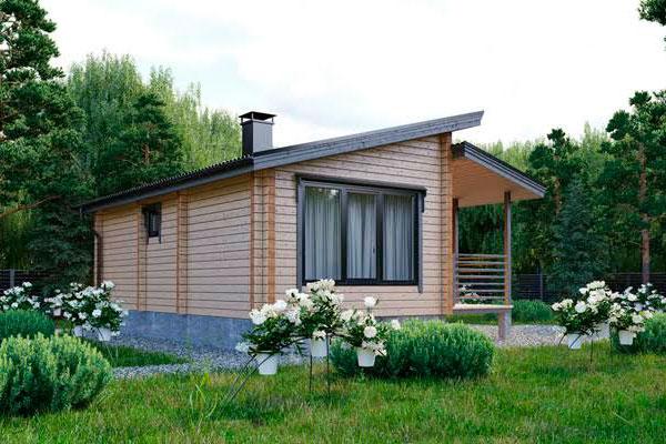 Проекты дачных домов: типовое и индивидуальное проектирование