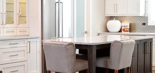 Ремонт стен и пола в кухне