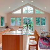 Использование стеклянных поверхностей в дизайне дома или квартиры