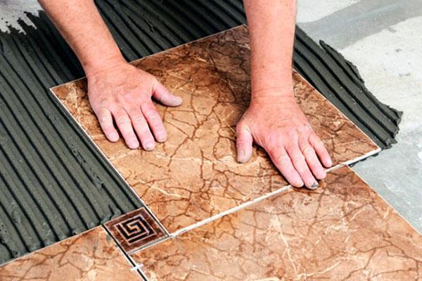 Выбираем керамическую плитку