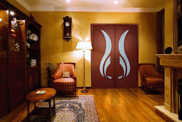Межкомнатные деревянные двери