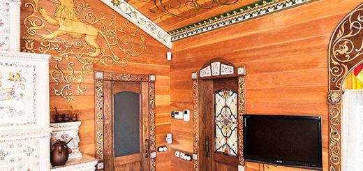 Как вырезать деревянные орнаменты для декорирования дома