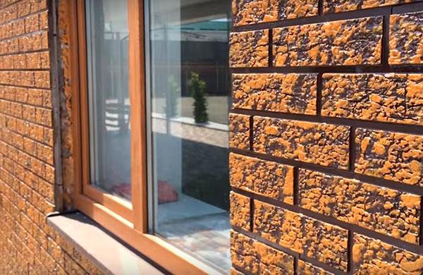 фасадных панелей