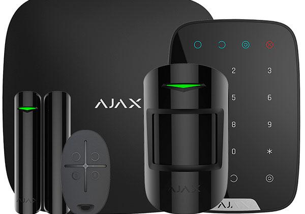 Ajax система интеллектуальной безопасности