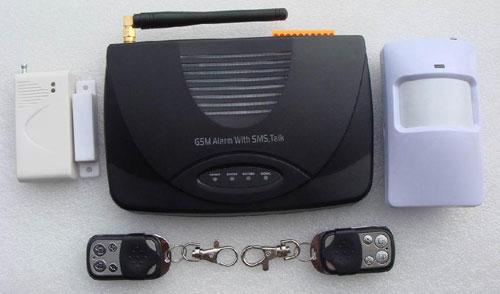 GSM-сигнализация для дома