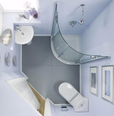 Как обустроить маленькую ванну
