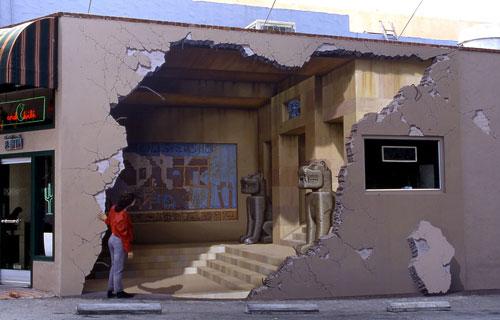 От чего разрушаются фасады?