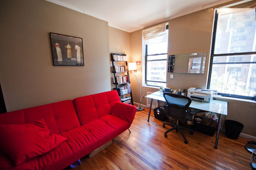 Как обустроить однокомнатную квартиру
